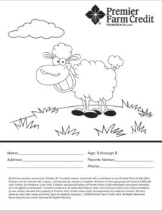 6 to 8 coloring page