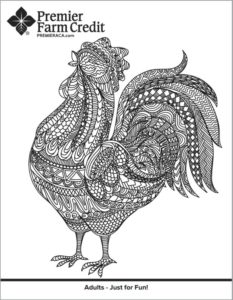 Adults coloring page - just for fun!